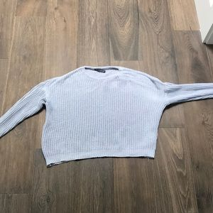 brandy knitted sweater